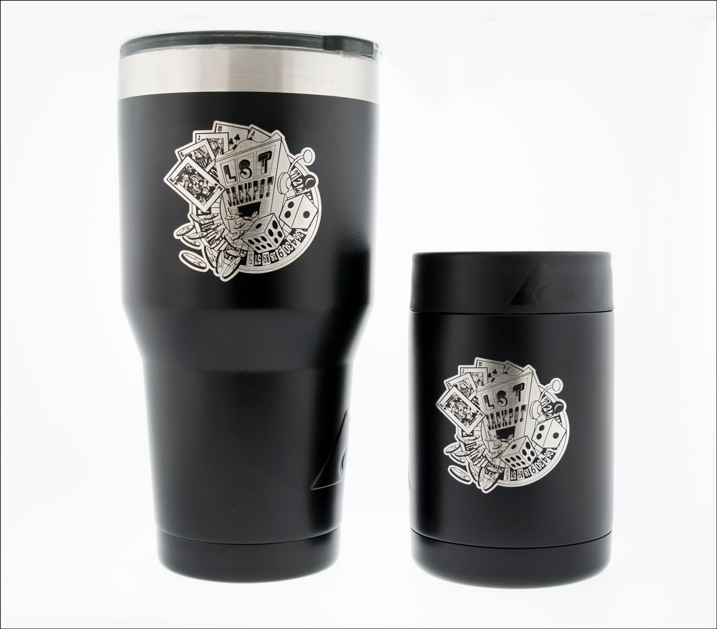 Laser Engraved Coated Mugs