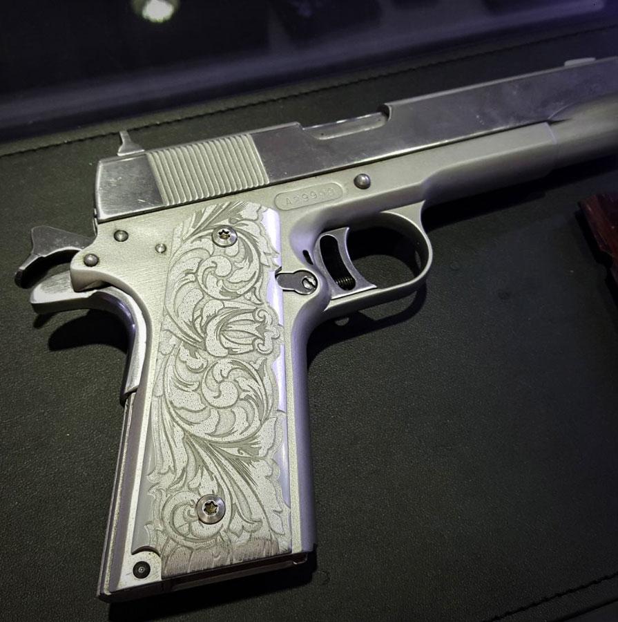 Firearms Laser Engraving Applications Laserstar